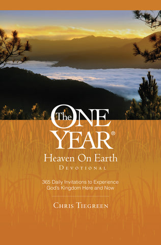The One Year Heaven on Earth (Devotional)