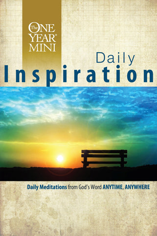The One Year Mini Daily Inspiration