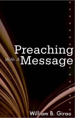 Preaching with a Message