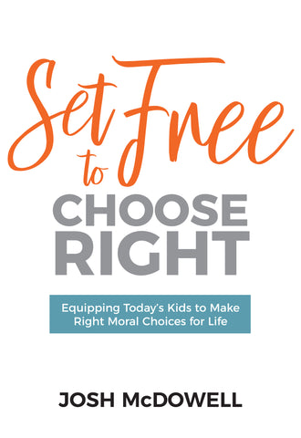 Set Free to Choose Right