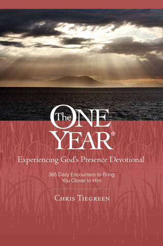 The One Year Experiencing God's Presence (Devotional)
