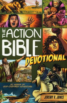 The Action Bible - Devotional