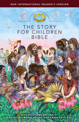 NIrV The Story for Children Bible