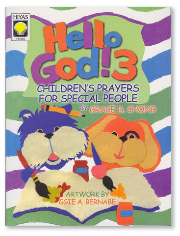 Hello God 3: Children's Prayer For Special People