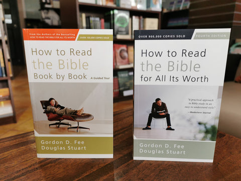 How to Read the Bible Bundle