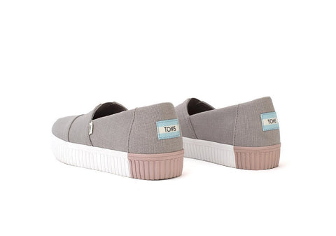 tan TOMS sneakers from the 308 boutique