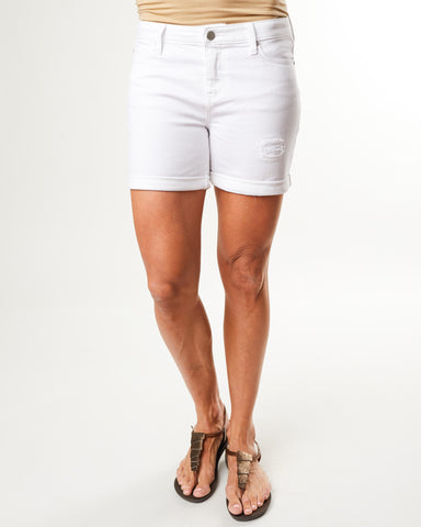 Vickie Short with Cuffed Hem
