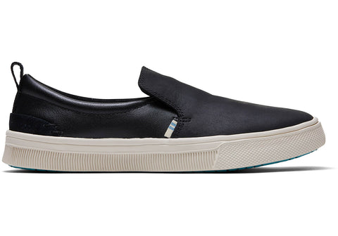 Travel Lite Leather Slip On