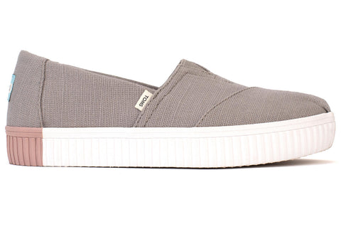 Morning Dove Canvas Sneaker