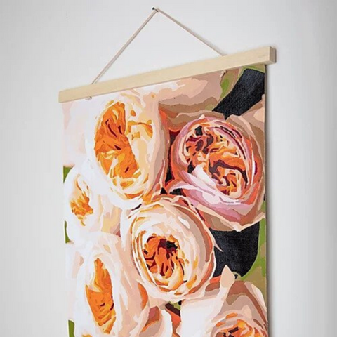Hanging Solution Wooden Frame