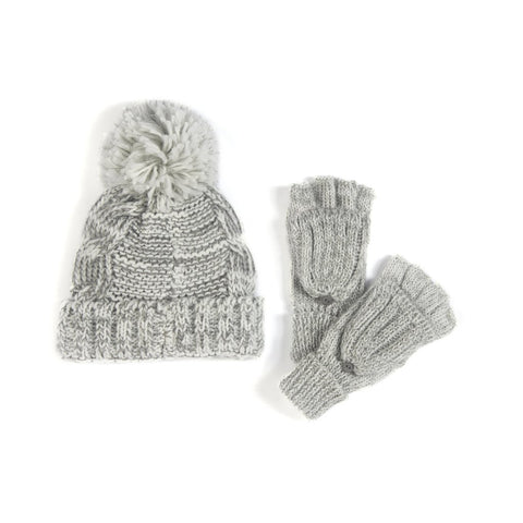 Yara Hat & Gloves Set