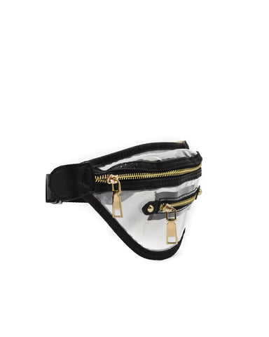 Klutch Clear Fanny Pack