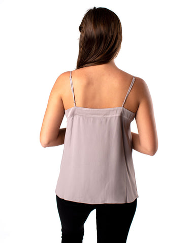 Contrast Band Top