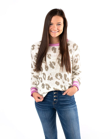 Gracie Scoop Neck Pull Over