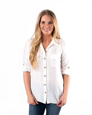 Bree Button Down Shirt