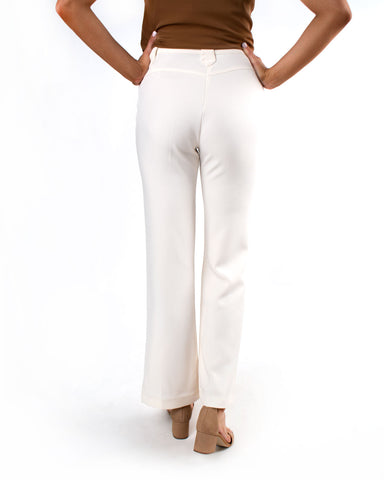 Woven Flare Pant
