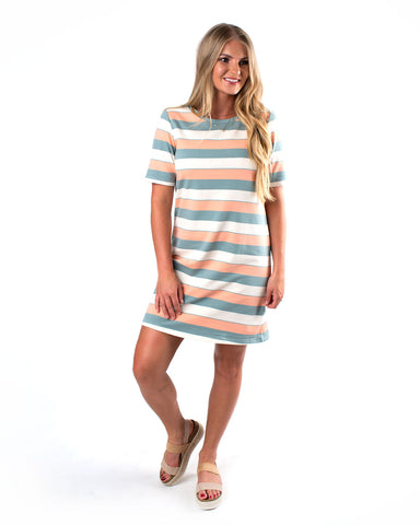 Short Sleeve TShirt Dress