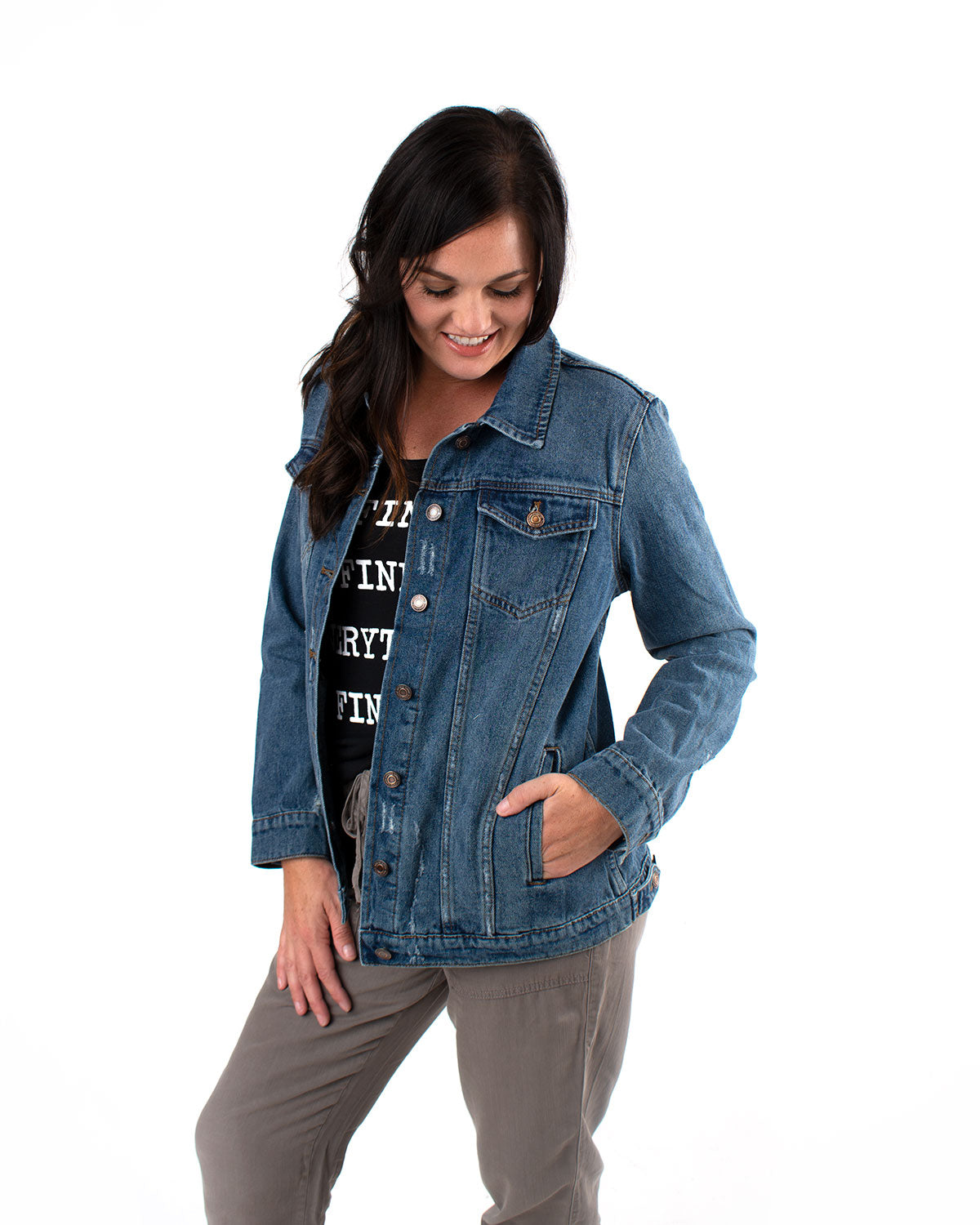 Banfield Denim Jacket