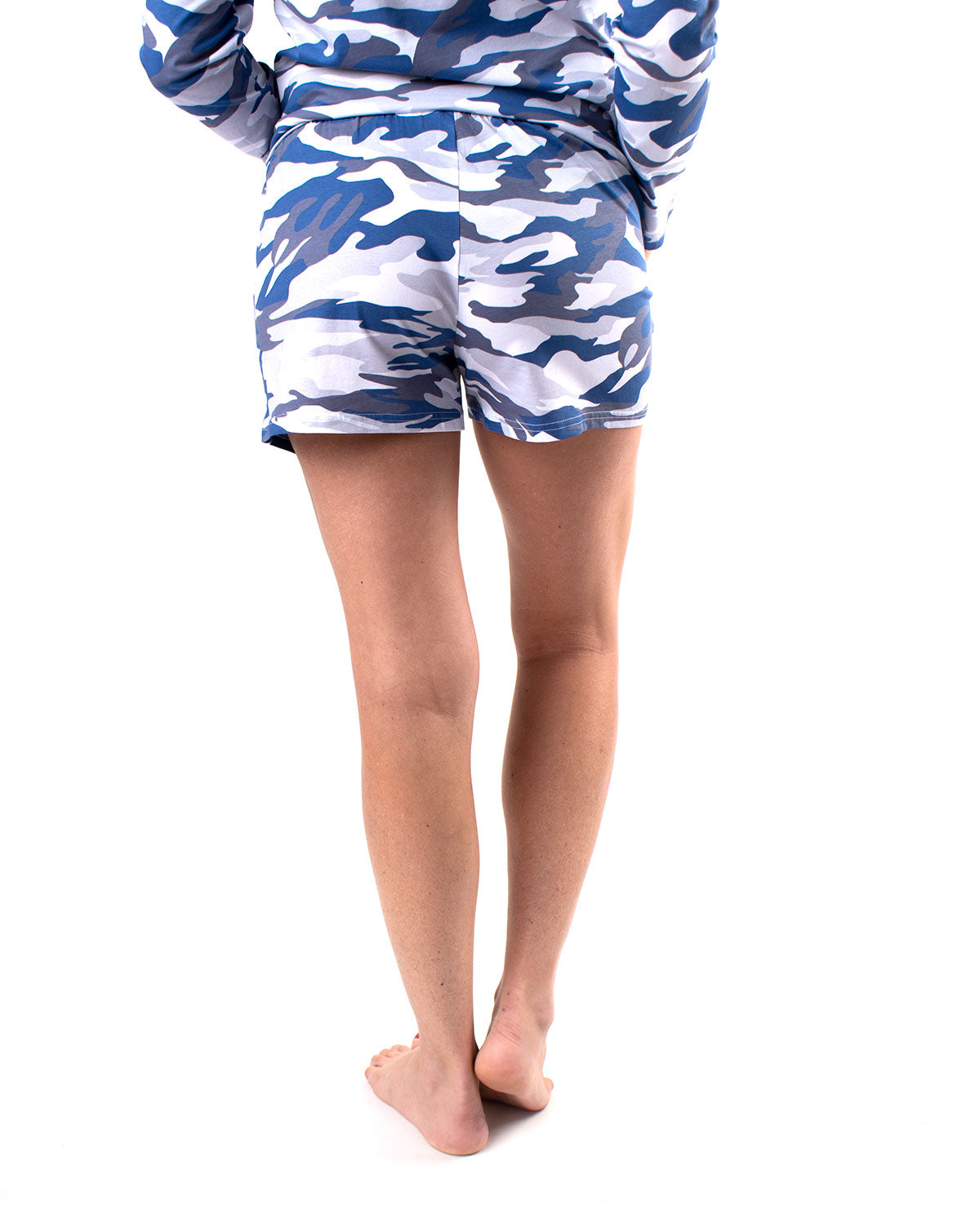 Loose Fit Camo Set- Bottom