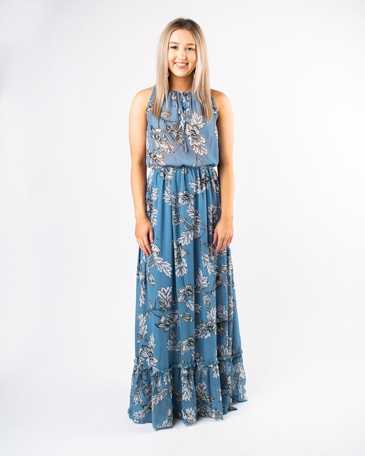 Sharayah Maxi Dress
