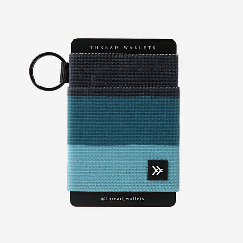 Striped Thread Wallets