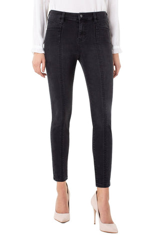 Abby Seamed Ankle Skinny