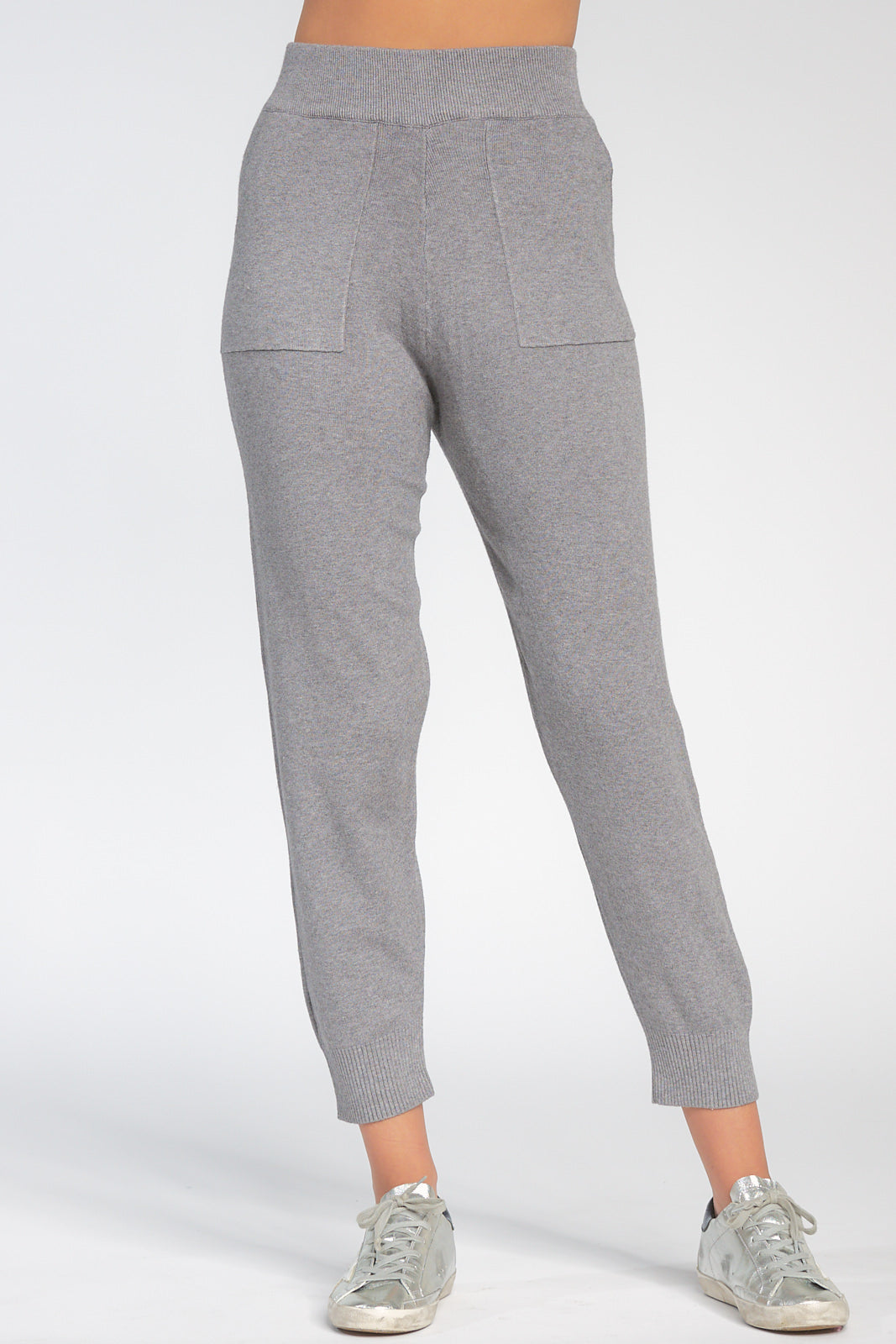 Cozy Knit Joggers