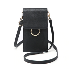 RFID Cross Body W/ Phone Holder