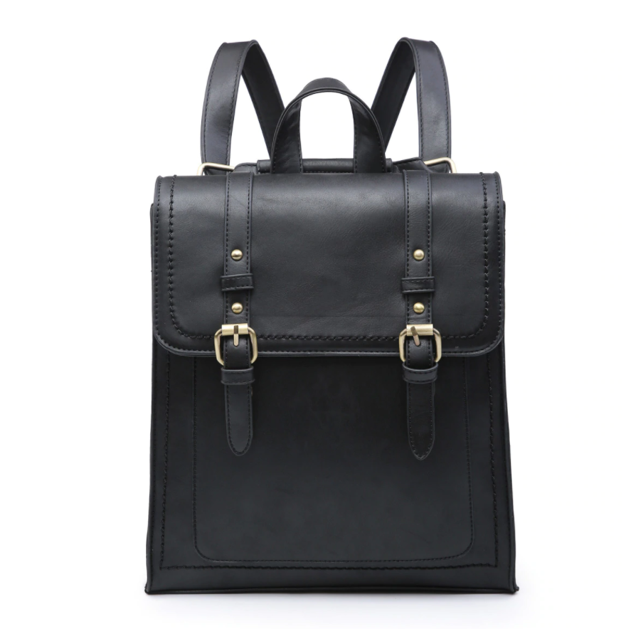 Kat Convertible Structured Backpack