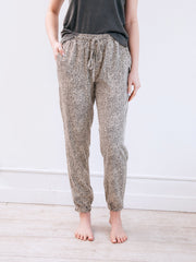 Serena Joggers- Wild Thing