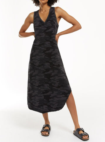 The Camo Reverie Dress
