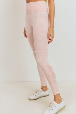 Mineral Wash Seamless Highwaist Leggings