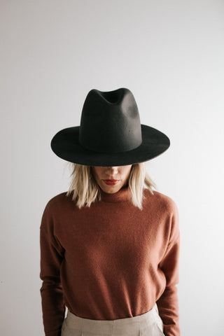 Billie Tall Crown Hat