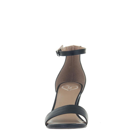 Carpe Diem Black Heel