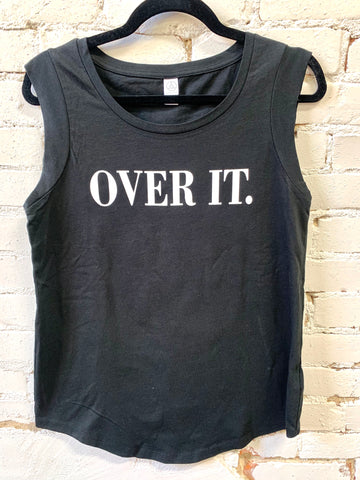 Over It Tank