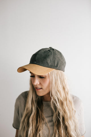 Jojo Two Toned Baseball Cap