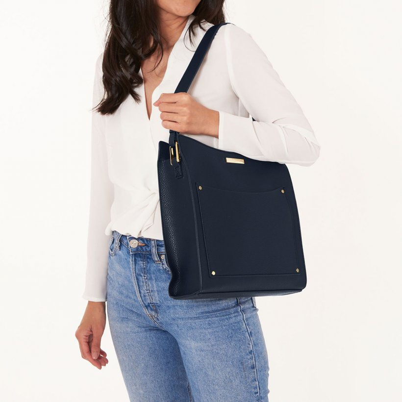 Pacey Pocket Shoulder Bag