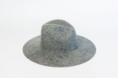 Scottie Stiff Wide Brim Hat