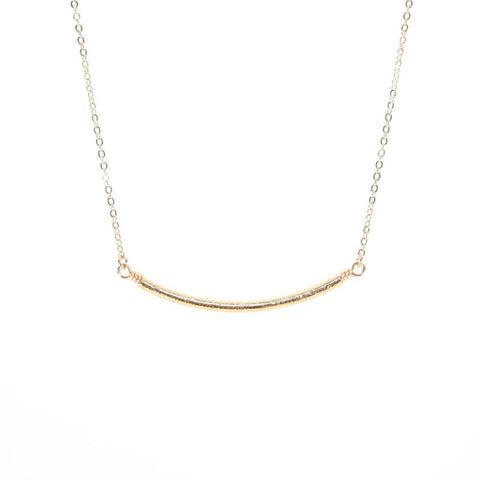 "16"" Bar Walk the Line Necklace"