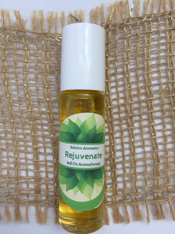 Rejuvenate Roll On Aromatherapy