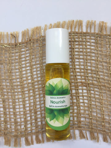 Nourish Roll On Aromatherapy