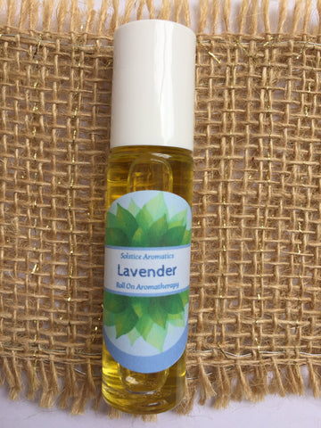 Lavender Roll On Aromatherapy