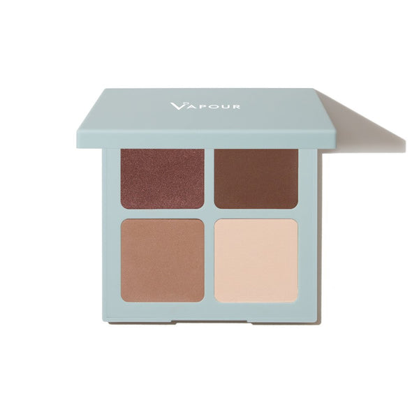 Nature21 Blvd_Vapour Beauty Eyeshadow Quad