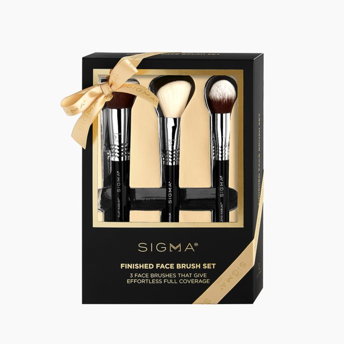 Nature21 Blvd_SIGMA - FINISHED FACE BRUSH SET
