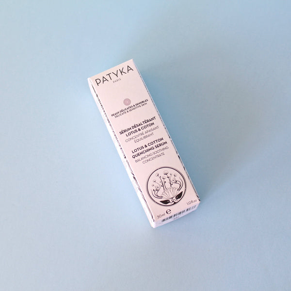Nature21 Blvd_PATYKA - Lotus & Cotton Quenching Serum