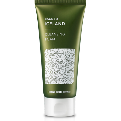 Nature21 Blvd_Thank You Farmer Back To Iceland Cleansing Foam