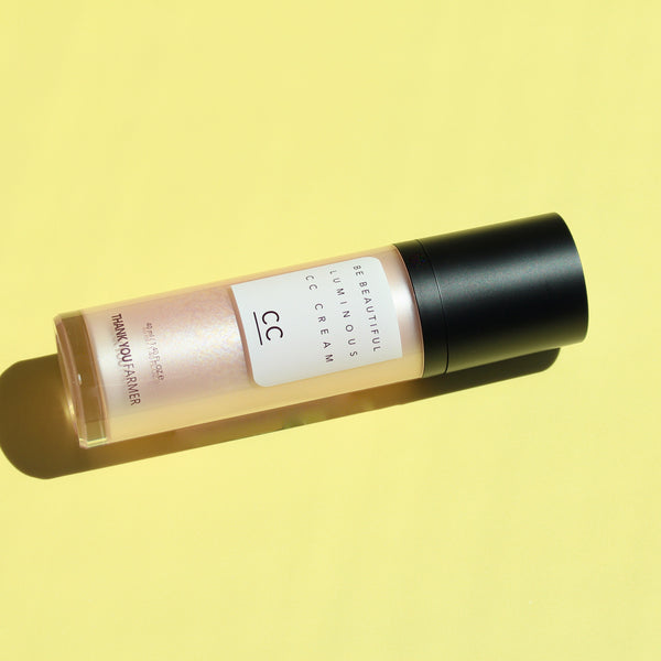 Nature21 Blvd_Thank You Farmer Be Beautiful CC Cream SPF 30 PA++