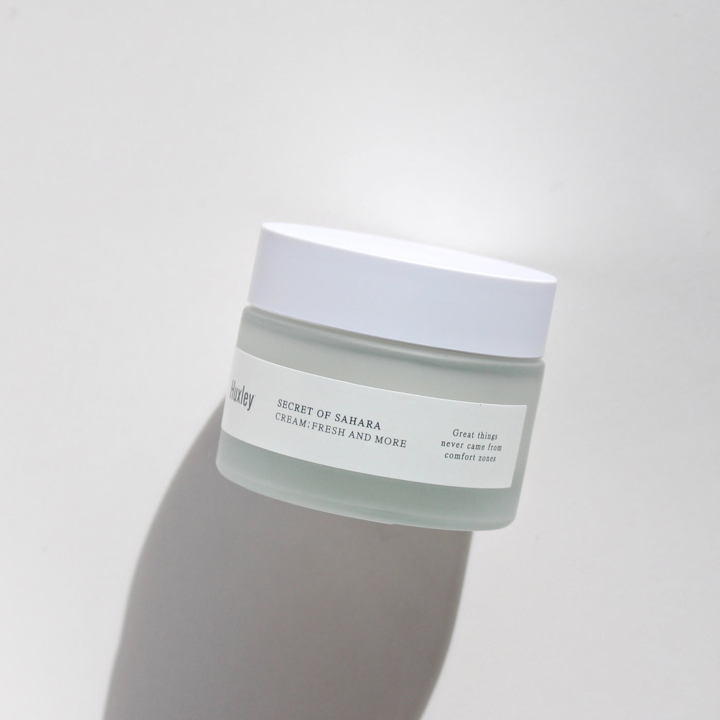 Huxley | Secret of Sahara Cream: Fresh and More Moisturizer
