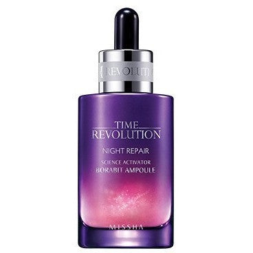 Nature21 Blvd_Missha Time Revolution Night Repair Science Activator Borabit Ampoule