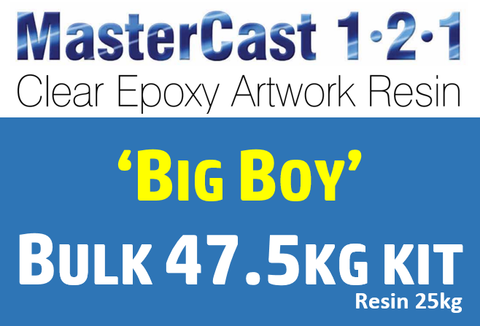 MasterCast 1-2-1 - Super Kit  47.5KG